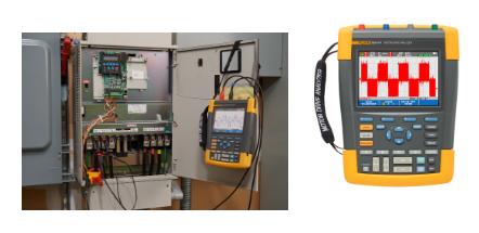 福禄克提供简单有效的电机驱动故障诊断方案