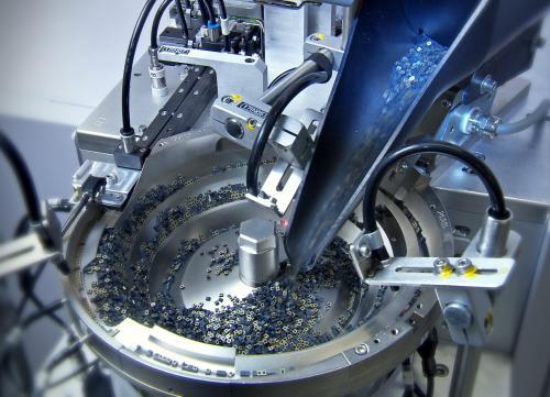 传感器在工业领域生产中,可以满足各种应用的需求