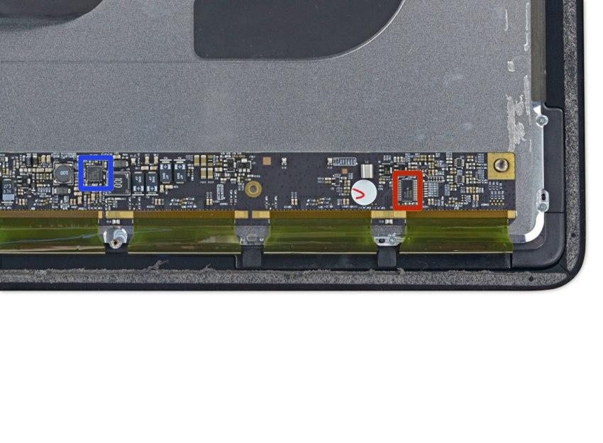 苹果imac一体机拆机图解过程(13)