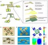 """压电材料结合屈曲诱导,让3D MEMS微结构""""舞动""""起来"""