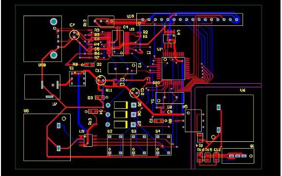 一款完整的Altium Designer产品PCB与原理图资料免费下载