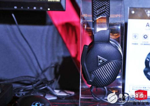 乌龟海岸发布三款游戏耳机 最低售价569元