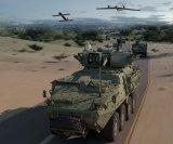 AeroVironment宣布与通用动力陆地系统...