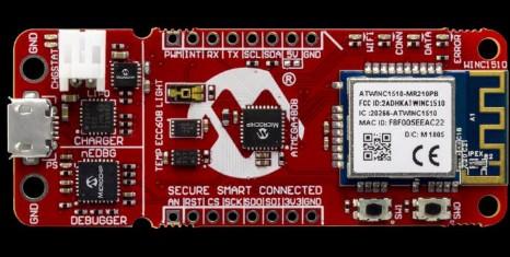 美國微芯科技推出ATmega4808 8位MCU,強大的處理功能能簡化AVR架構
