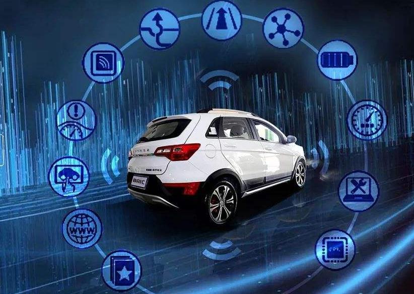 5G环境下的无人驾驶 V2X车联网技术助力手动驾...