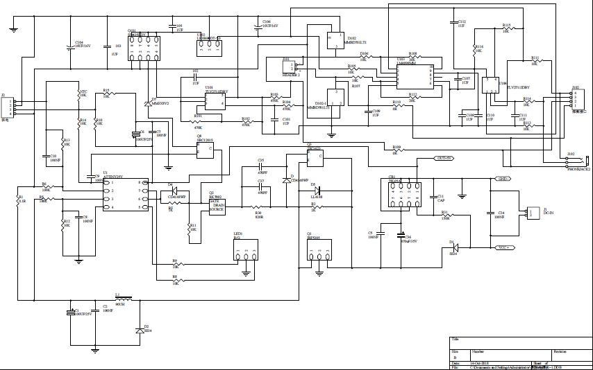 金银贵重金属探测器的PCB,BOM,原理图程序等资料免费下载
