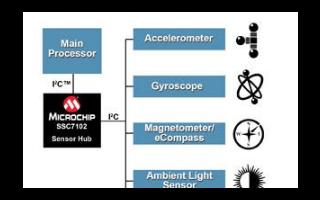 交钥匙式低功率传感器集线器SSC7102的应用