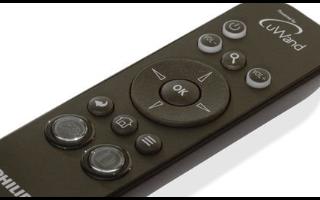 CSR与飞利浦uWand设计新一代遥控器解决方案