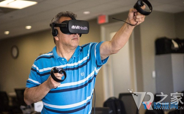 VRHealth将使用Oculus Go和Rift为健康挑战提供VR技术解决方案