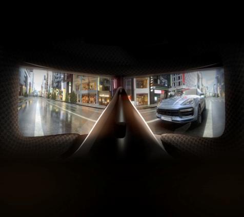 报告显示汽车行业消费者希望利用VR/AR技术来帮...
