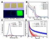 Edward H. Sargent教授在钙钛矿发光二极管的研究中取得重大突破