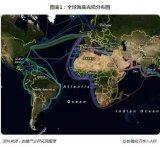 海底光缆在国际通讯中扮演重要角色