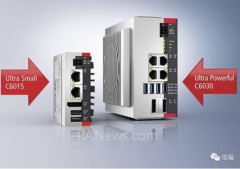 全新超紧凑型C6030工业PC的面世,可提供充足的计算能力