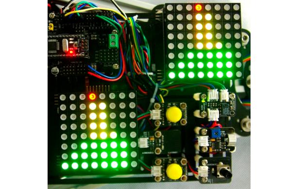 如何使用FPGA进行LED点阵显示字符的设计详细资料分析