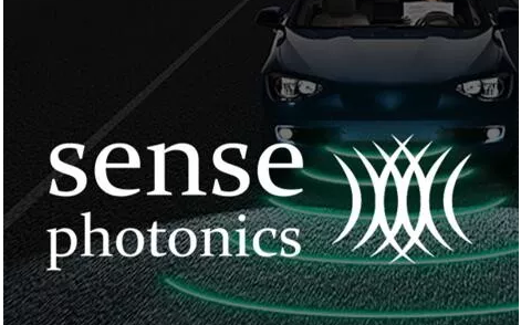 LiDAR创业公司Sense Photonics已完成1440万美元股权融资