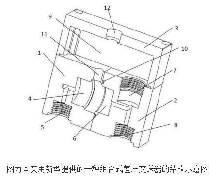 组合式差压变送器的原理及设计