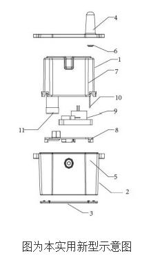 无线智能水表阀控盒的原理及设计