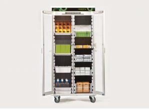 智能柜是RFID应用于医疗领域智能存储的另一种选择