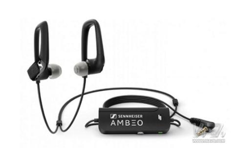 森海塞尔和Magic Leap正式发布AMBEO AR One入耳式耳机