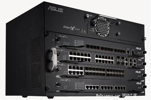 华为发布的万兆路由交换机S6720-HI,大幅降低了园区网络的复杂性