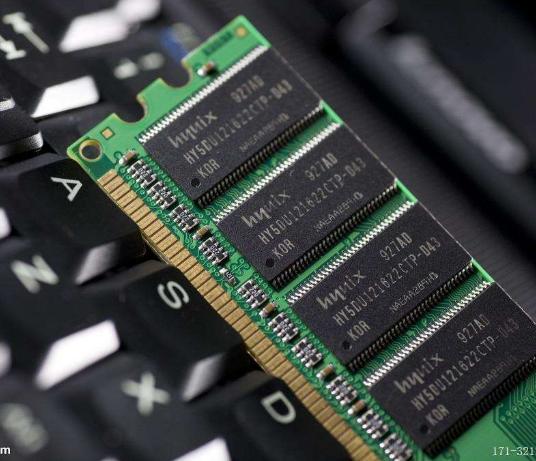 2019年平均DRAM价格将同比下降15%至20...
