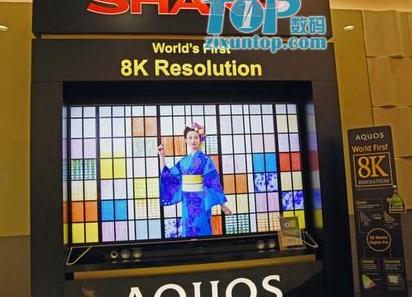 2018年全球8K电视出货量同比增幅达3.6%,2019年或将达40万台