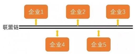 联盟链和公链是什么关系,联盟链是否是公链的一种倒...