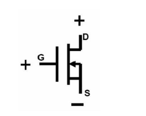 解析MOS管的三个引脚G、S、D都是什么及含义
