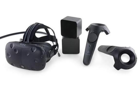 五款最热门的VR头显浅析,你需要的选择指南!
