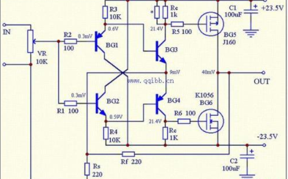 TDA2004与TDA1875音频功放的PCB资料免费下载