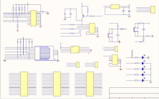 STM32最小系统开发板PCB新手搭建利器免费下载