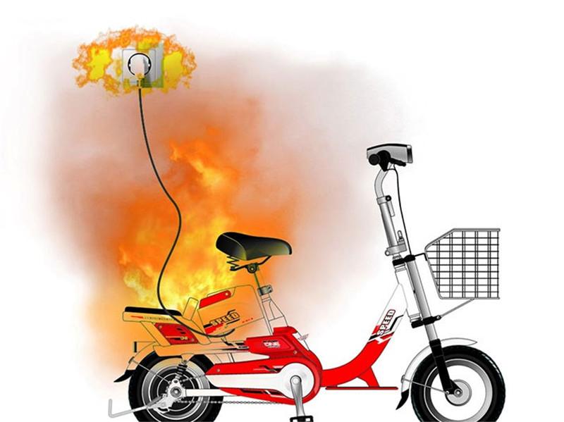 电动车充电火灾隐患监测