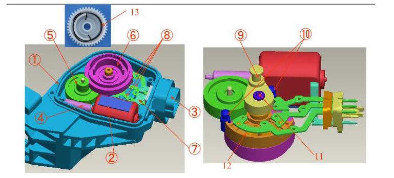 分析闭锁器结构与材料及如何判断闭锁器坏了