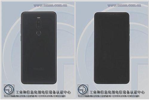 官方公布魅族Note 8发布会邀请函,该机依旧采用刘海屏设计