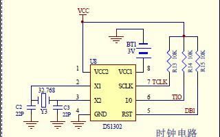 RV411开发板原理图的详细资料免费下载