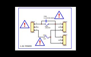 CS4398 DAC音频解码器实用设计线路的电路图免费下载