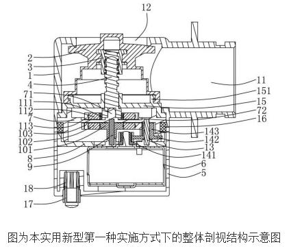 智能燃气表电机阀的原理及设计