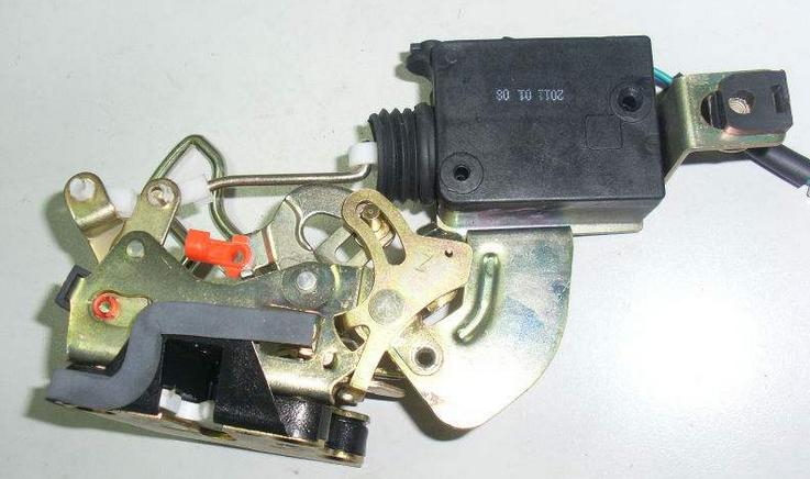 解答闭锁器五线怎么接和中控马达五线怎么接