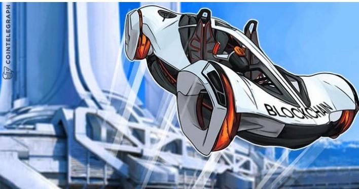 区块链技术未来或将可以创造出飞行汽车