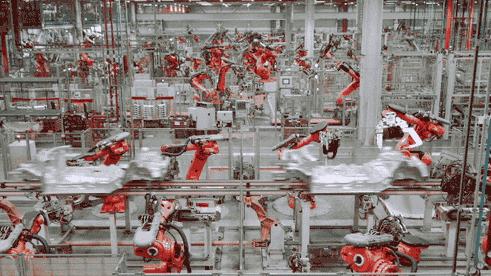 机器人未来城沈阳市浑南区奠基,助力国产工业机器人进一步发展