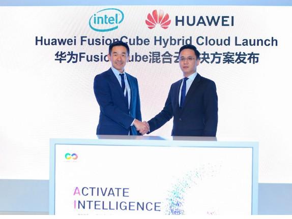 华为推出混合云解决方案,有效的提升了公有云和私有云的连接能力
