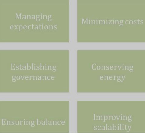 区块链被广泛的采用还存在着六个重大的挑战