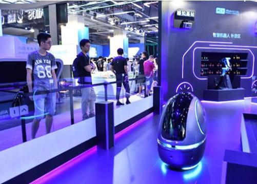 服务机器人迎来发展新时期,在未来将会扮演一个什么...