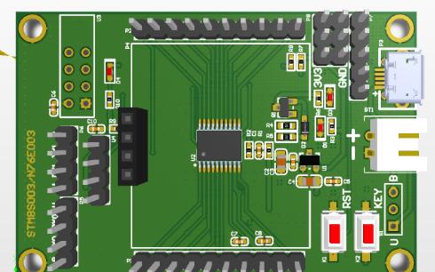 如何使用N76E003单片机点亮LED的2个方法详细说明