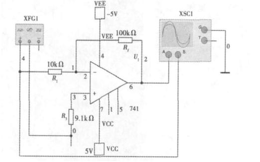 如何使用Multisim8对运算放大器的线性应用进行仿真?有什么作用?