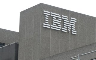 IBM第三季度财报不佳,周三股价重挫跌幅达7.63%