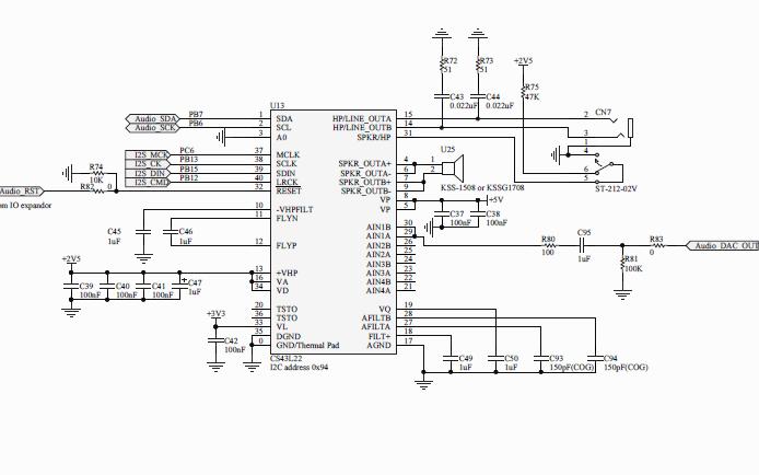 STM3210C EVAL评估板原理图详细资料免费下载