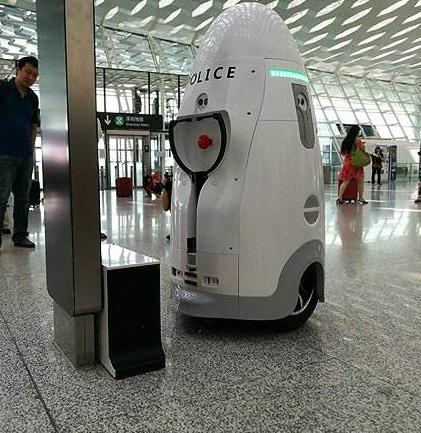 我国安防机器人将迎来亿万蓝海,但还有这三个问题尚...