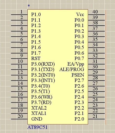 基于AT89C51单片机直流电机PWM调速程序分享