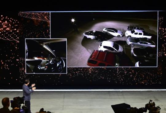 自动驾驶未来将大量引进远程驾驶与脸部辨识技术